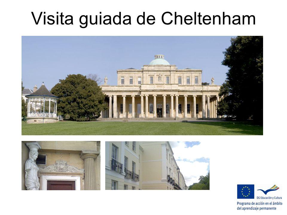 Visita guiada de Cheltenham