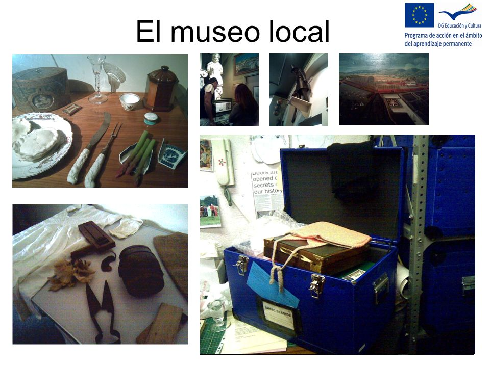 El museo local