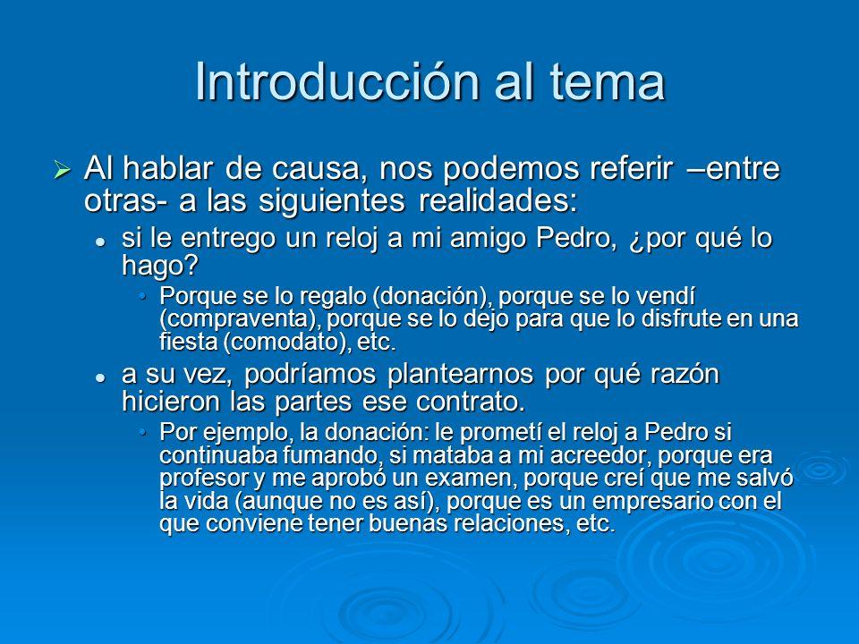 Art.1631.III: El contrato puede ser invalidado… porque su objeto, o su fin o motivo sea ilícito.