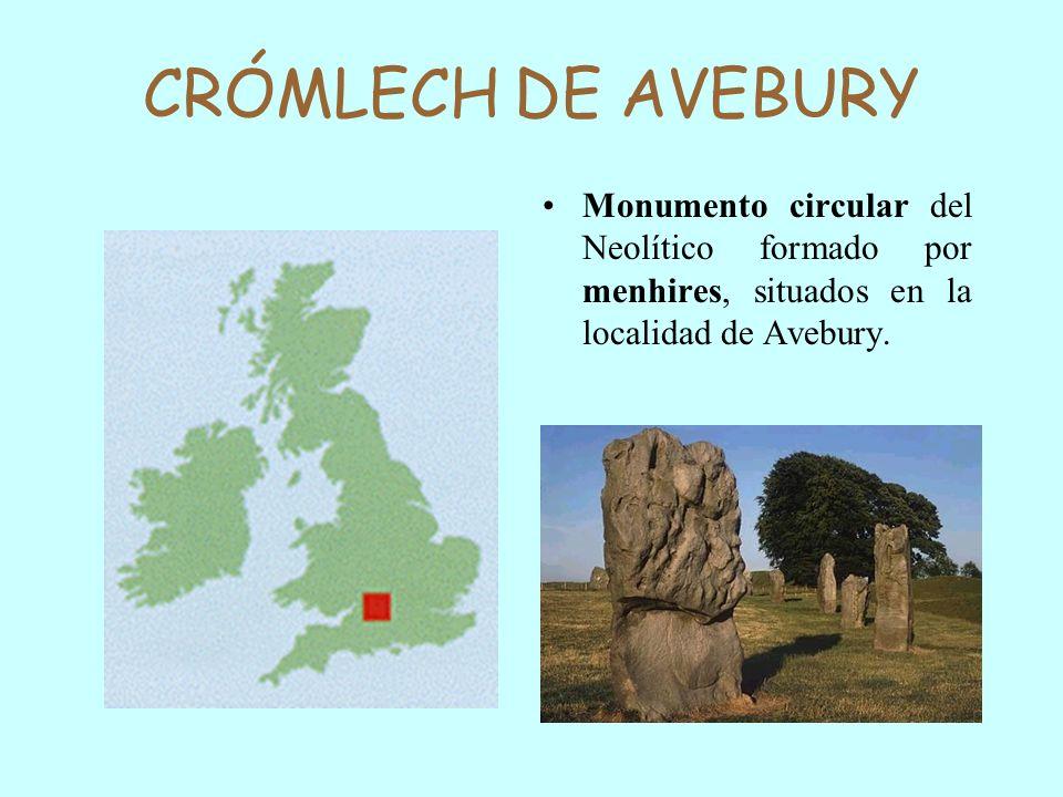 CIRCULOS DE PIEDRA DE CASTLERIGG 38 piedras en un círculo.