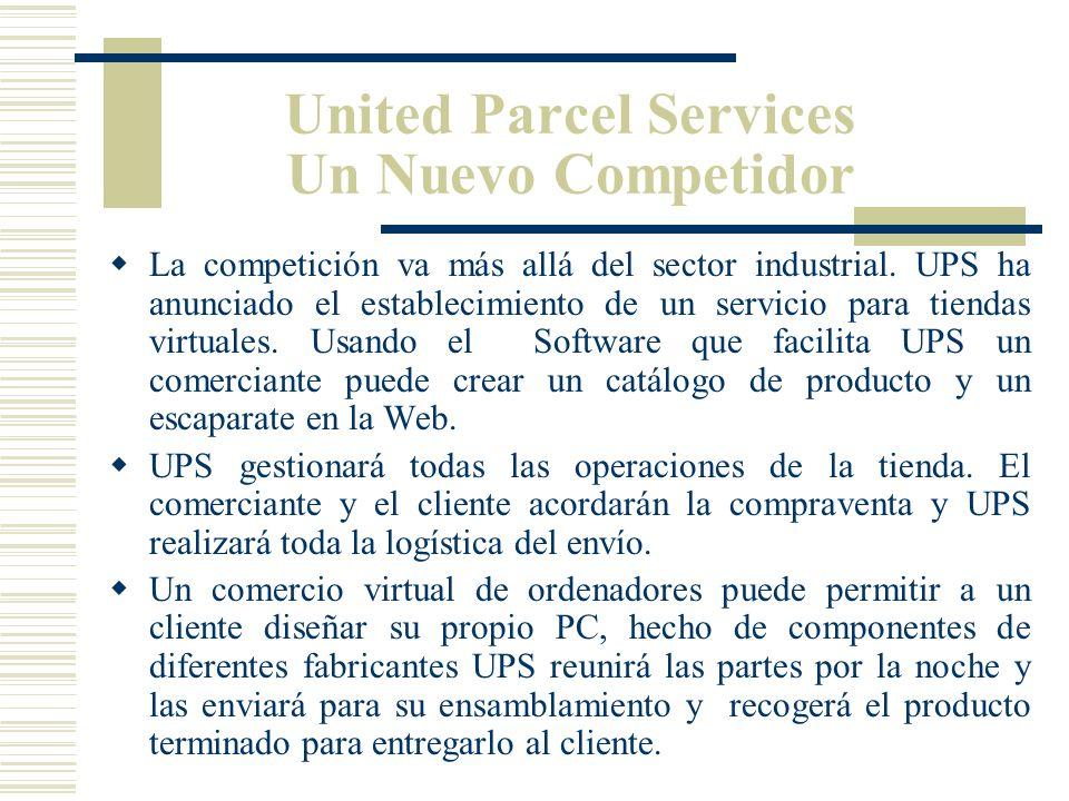 Impacto en el Sector Industrial Los Competidores Potenciales El CE puede hacer desaparecer algunas de las barreras tradicionales de entrada en el sector, p.