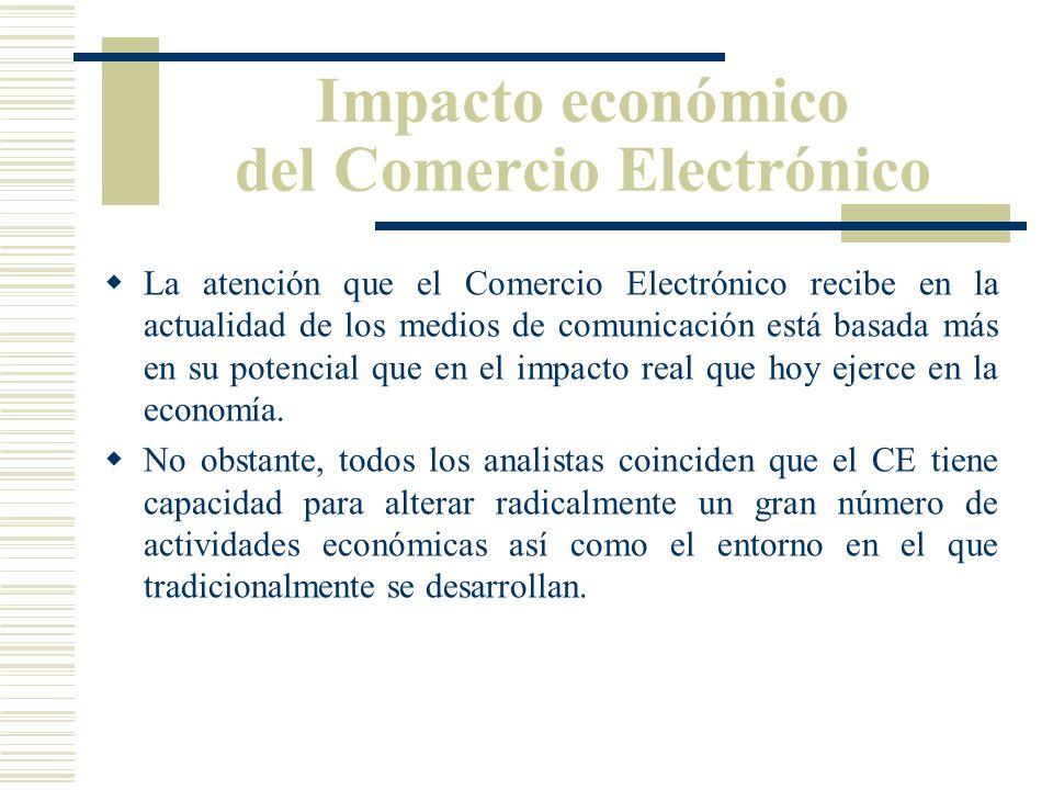 Comercio Electrónico El Impacto en la Empresa