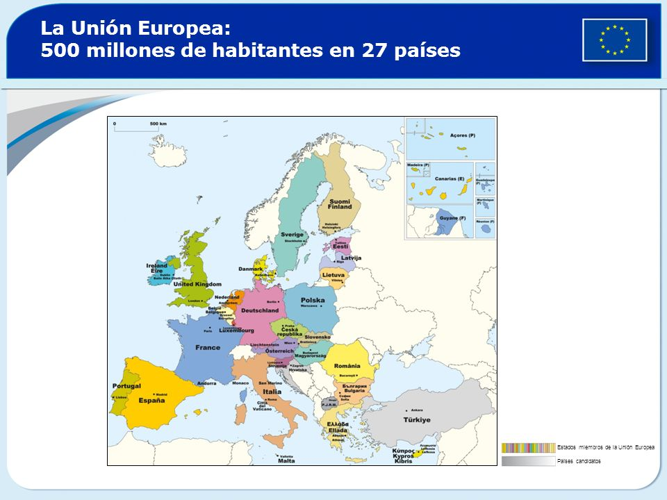 ¿En qué gasta el dinero la UE.