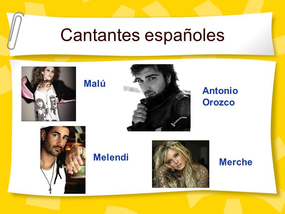 Grupos de música populares El canto del loco La quinta estación Amaral Fito & Fitipaldis