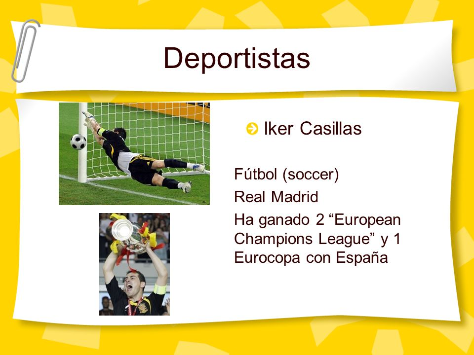 Deportistas Pau Gasol Baloncesto Equipo: LA Lakers 1 vez campeón del mundo con España Medalla de plata en los Juegos Olímpicos 2008