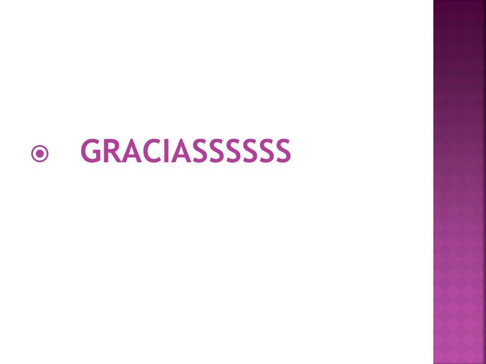 GRACIASSSSSS
