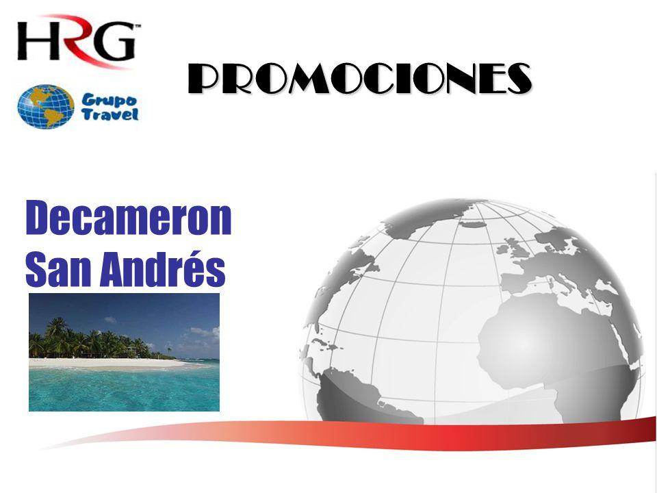 PROMOCIONES Decameron San Andrés