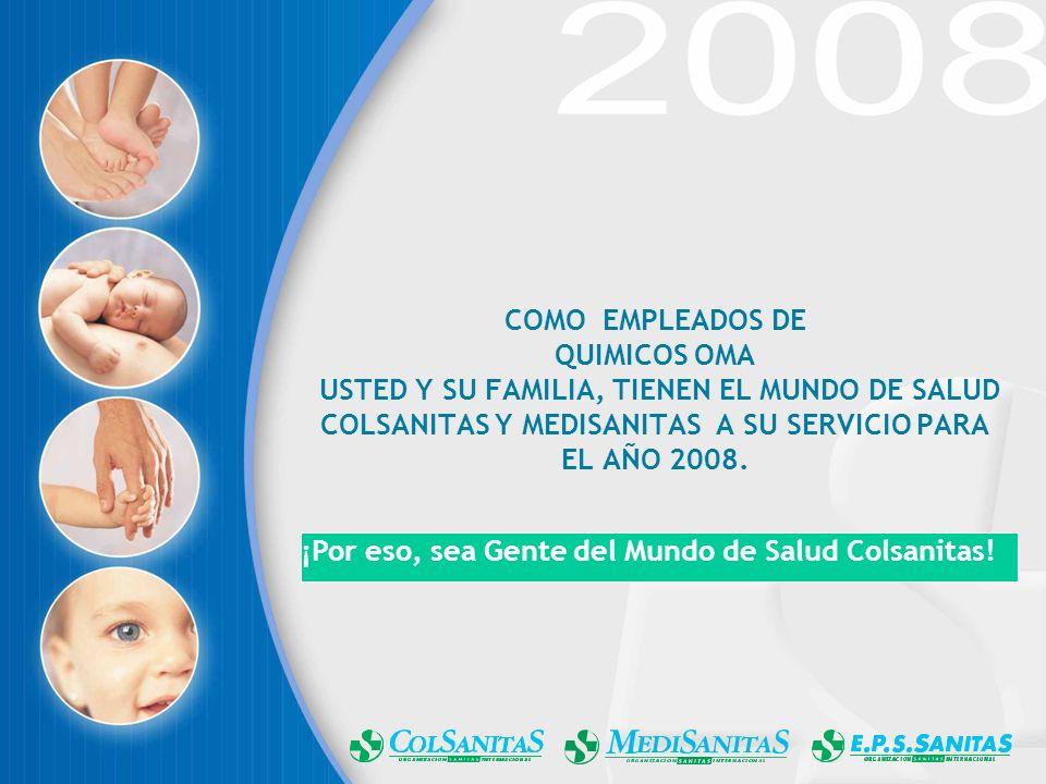 FORTALEZAS 27 Años liderando el sector de la Medicina Prepagada en Colombia.