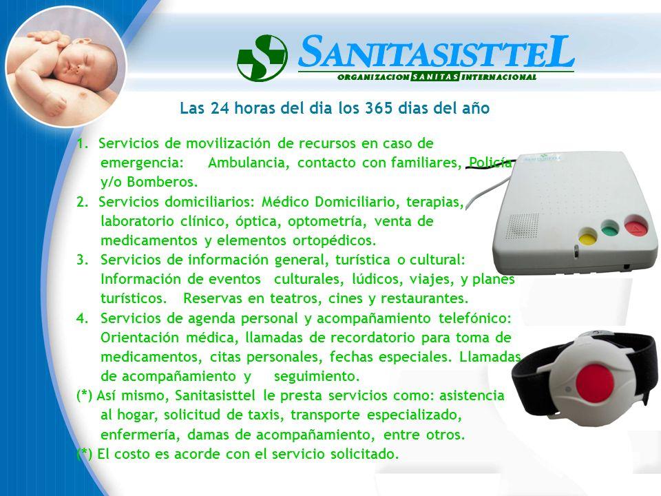 TARIFAS SANITASISTEL 2008 CONTRATO FAMILIAR CONTRATO COLECTIVO Valor con el descuento correspondiente al número de usuarios TARIFA MENSUAL No.