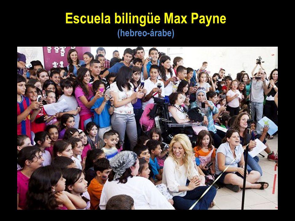 Escuela bilingüe Max Payne (hebreo-árabe)