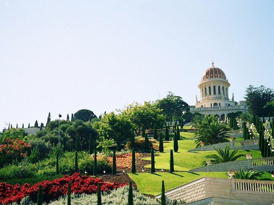 Casa Bahai de la Justicia en Haifa