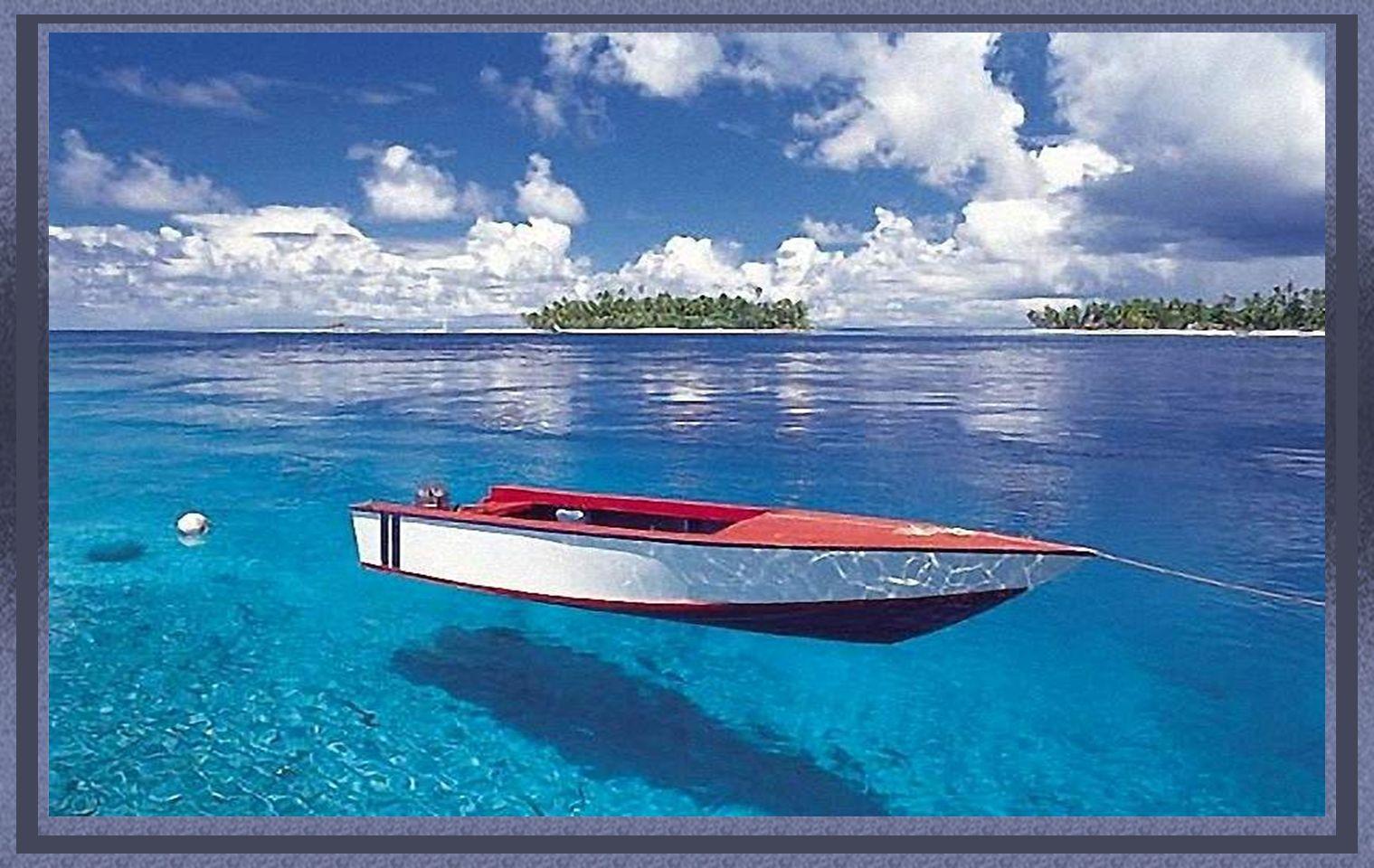 Tahiti es un sitio turístico de alta calidad, respaldado por las mejores referencias.