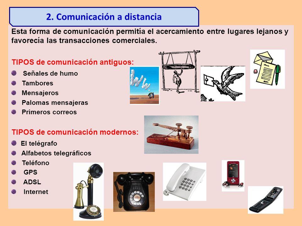 EL TELEGRAFO c onsiste en el envío de señales eléctricas o impulsos mediante un cable Se requiere un aparato emisor y otro receptor Es necesario un código específico: alfabeto Morse.