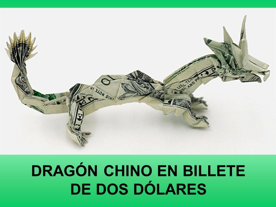 CANGREJO EN BILLETE DE UN DÓLAR