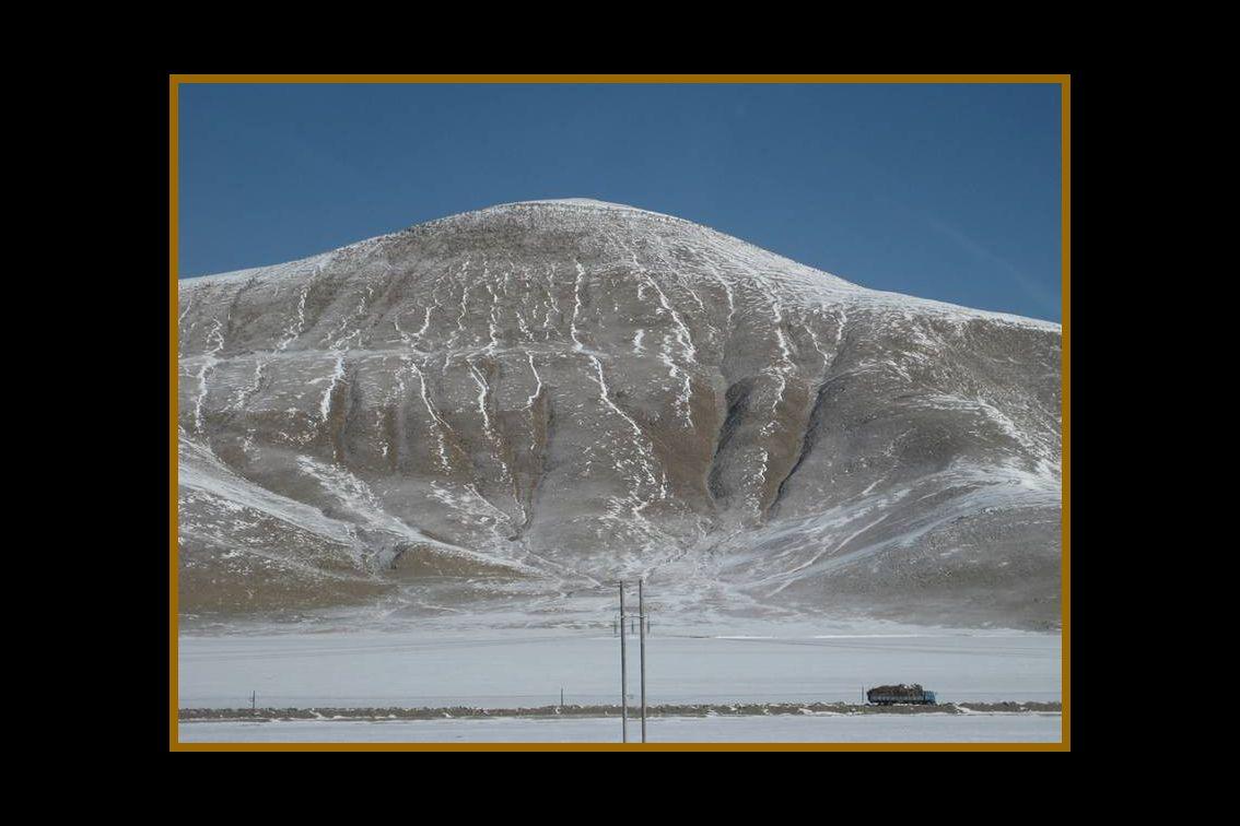El oxígeno al paso por la montaña se reduce al 50 ó 60 % debido a la altura alcanzada durante el viaje.