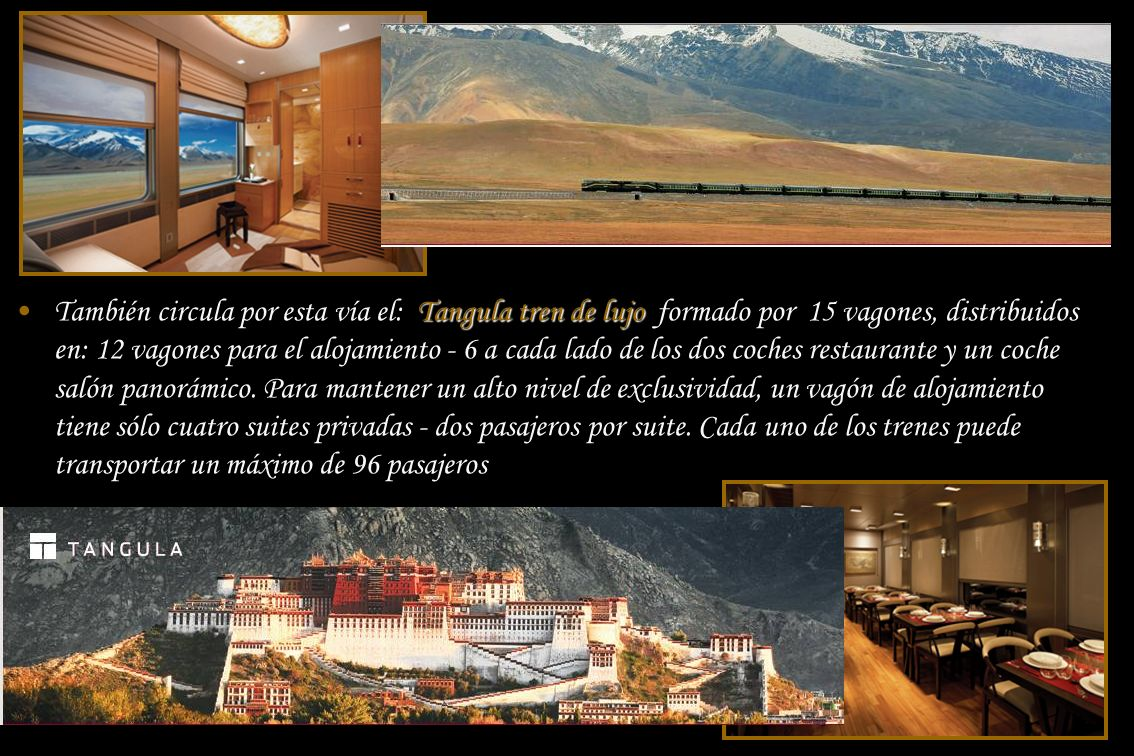 Estación de Lhasa fin de trayecto