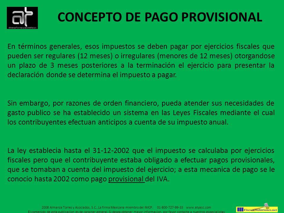 ARTICULO 6 SALDOS A FAVOR ACREDITAMIENTO VS.