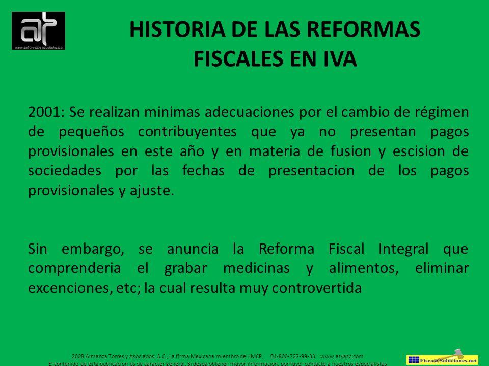 2008 Almanza Torres y Asociados, S.C., La firma Mexicana miembro del IMCP.