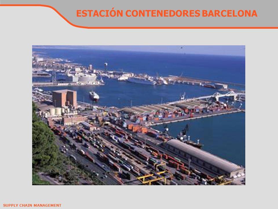 ESTACIÓN CONTENEDORES BARCELONA
