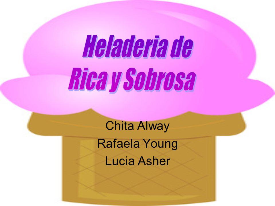 Chita Alway Rafaela Young Lucia Asher