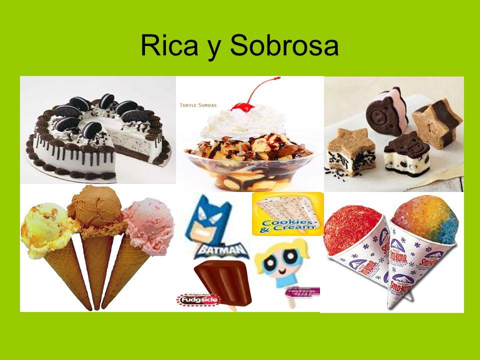 Rica y Sobrosa