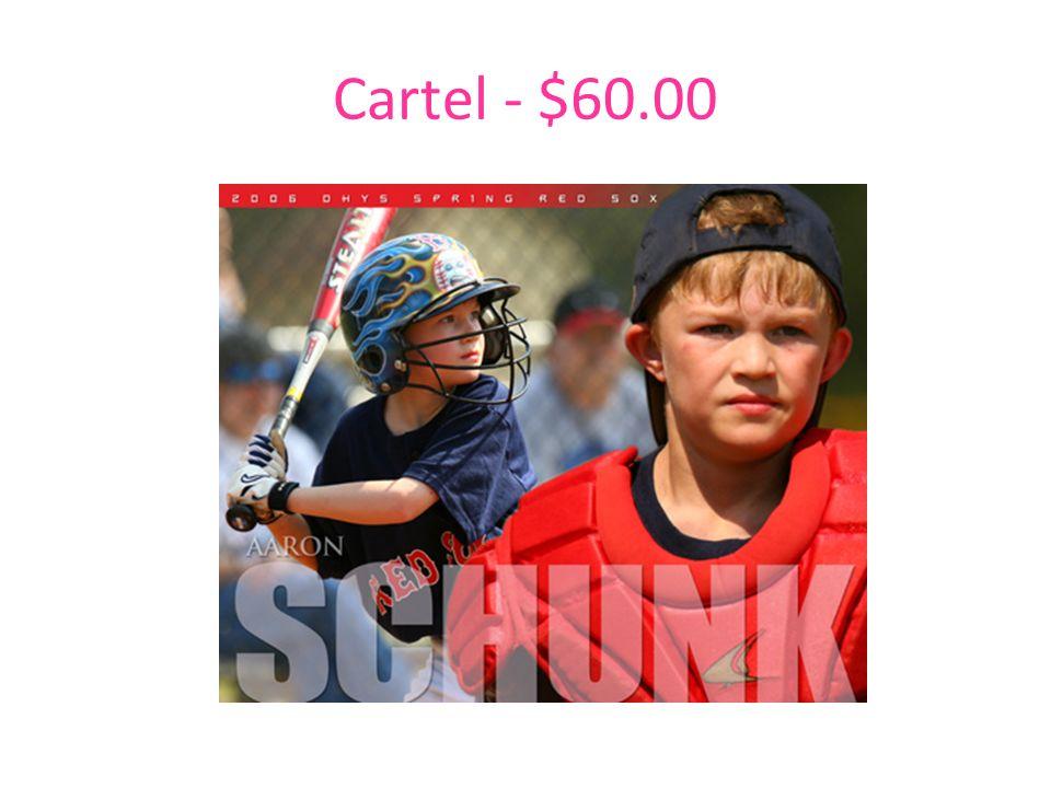 Cartel - $60.00