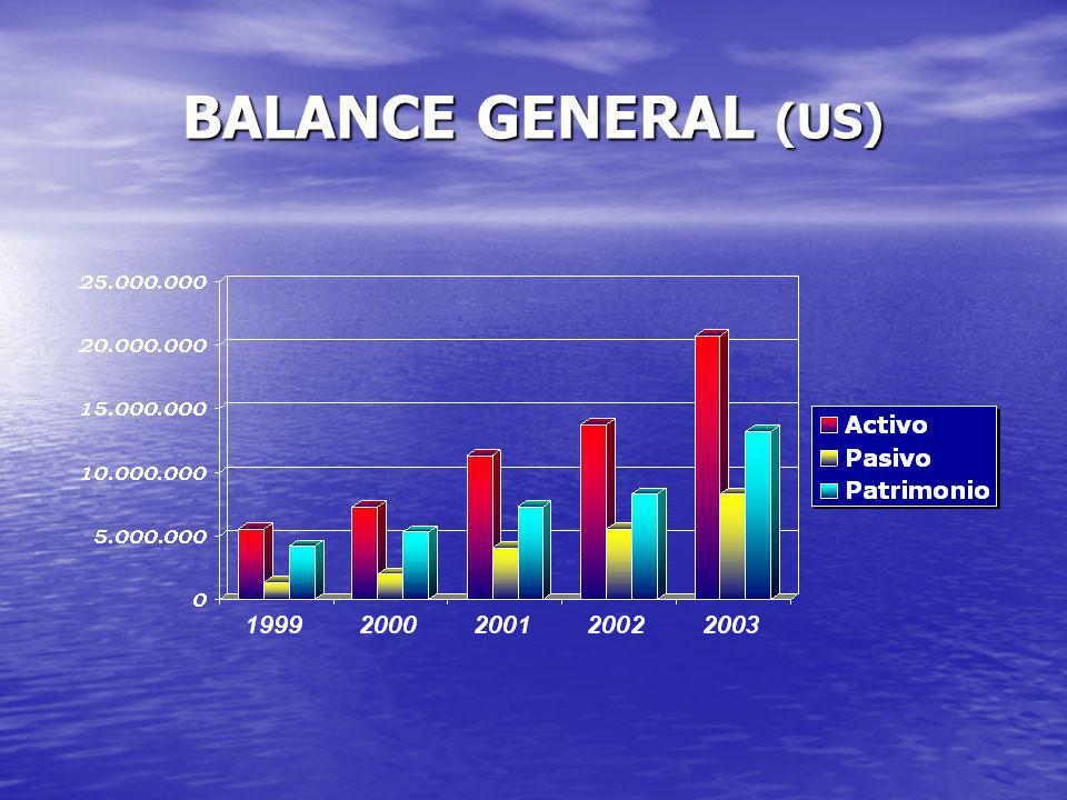 BALANCE GENERAL (US)