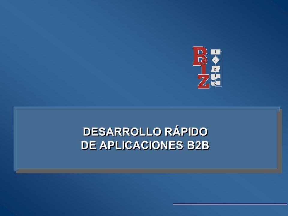 DESARROLLO RÁPIDO DE APLICACIONES B2B