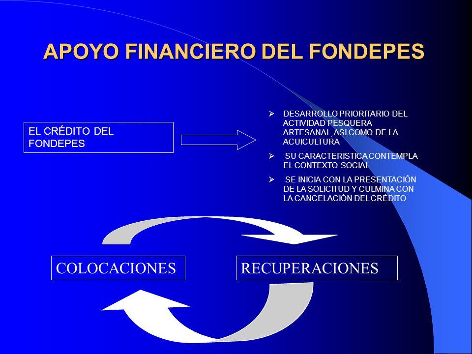 Financiamiento para el Desarrollo de la Pesca Artesanal y Acuicultura Expositor: Econ.