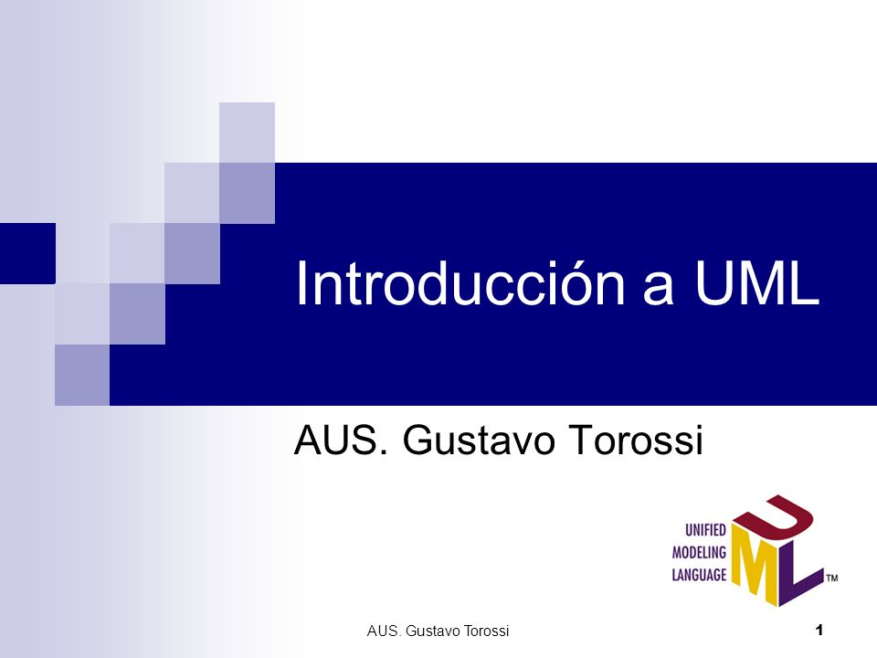 AUS. Gustavo Torossi52 Caso de Uso: Relaciones Ejemplo