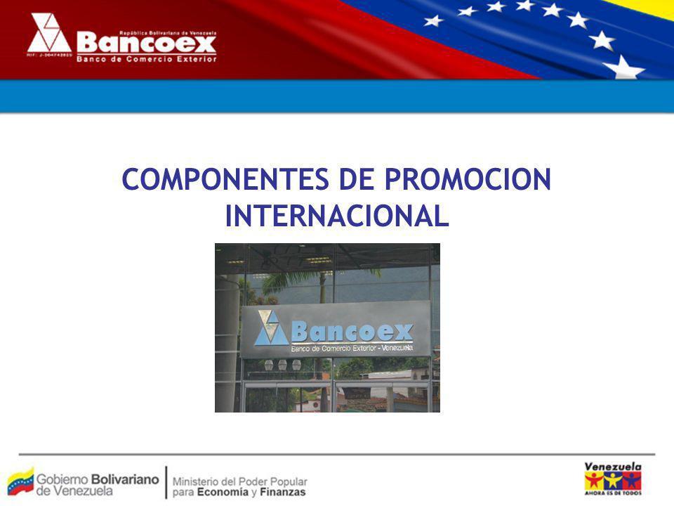 TIPOS DE EVENTOS Ferias comerciales nacionales e internacionales Ruedas de negocios e inversión Misiones comerciales Misiones de compradores