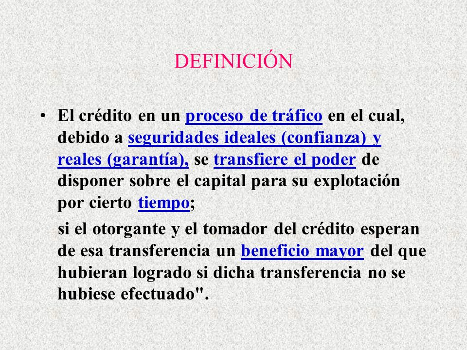 CLASIFICACIÓN SEGÚN LOS OTORGANTES - BANCA PÚBLICA - BANCA PRIVADA - OTRAS ENTIDADES - NO INSTITUCIONAL