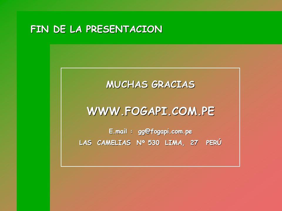 PREMIO CREATIVIDAD EMPRESARIAL 2001 CATEGORIA: SERVICIOS FINANCIEROS Y DE SEGUROS PRODUCTO GARANTIA DE CARTERA