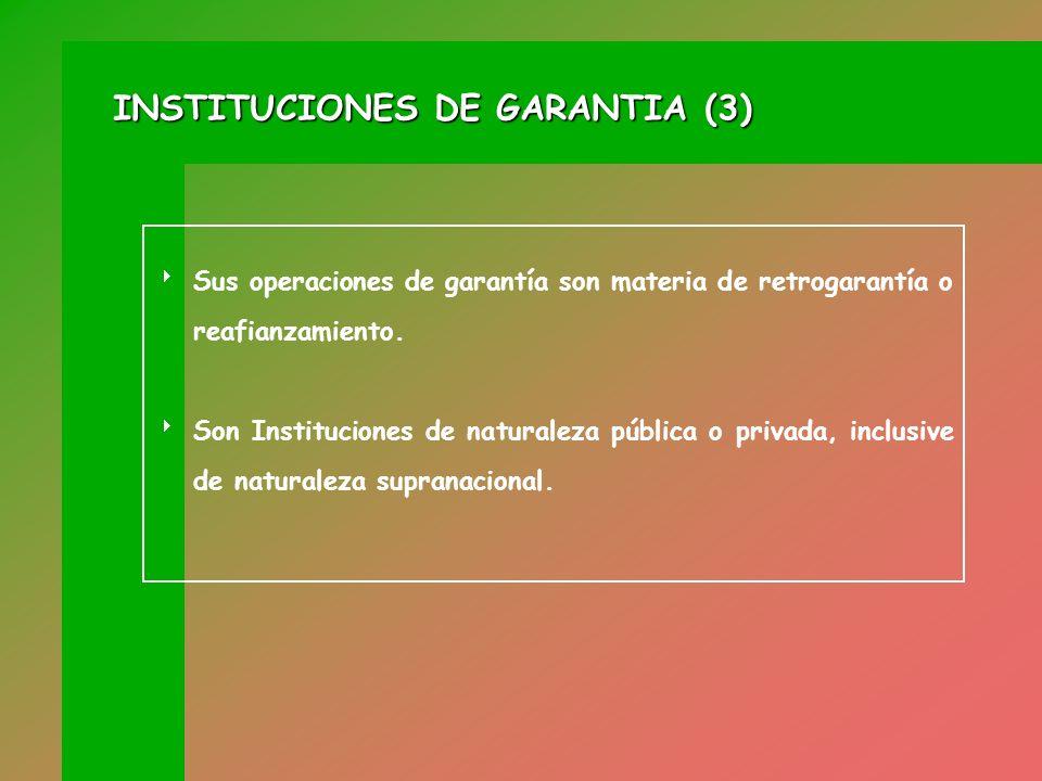 Operan sobre ámbitos geográficos nacionales o regionales, departamentales, provinciales y municipales.