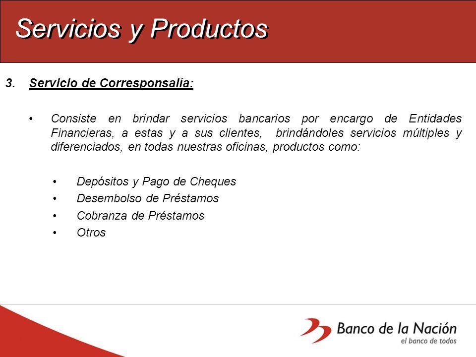 1.Ventanilla MYPE: El D.S. No.047-2006-EF brinda al BN la posibilidad de atender operaciones y servicios con entidades financieras especializadas en a