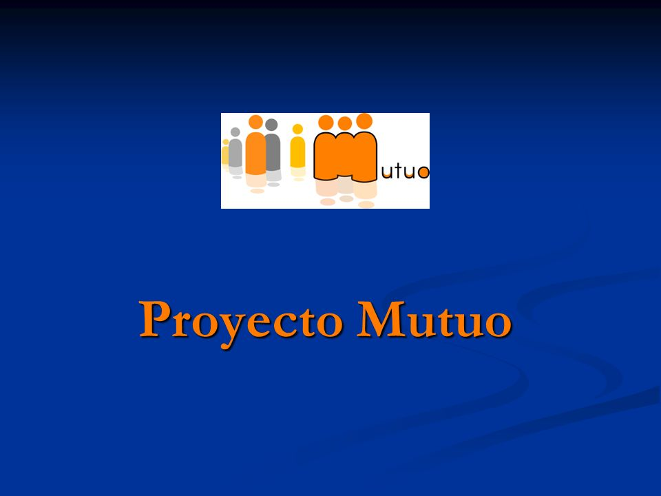 Proyecto Mutuo