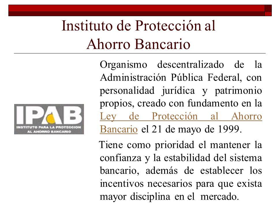 Comisión Nacional para la Defensa de los Usuarios de Servicios Financieros Organismo Público Descentralizado, cuyo objeto es promover, asesorar, prote