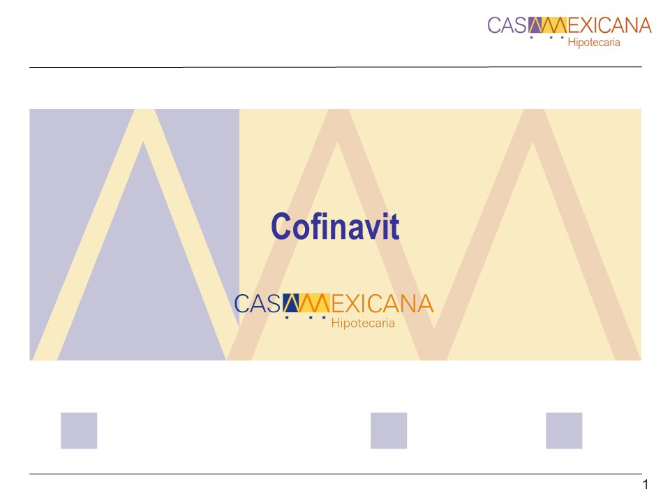 1 Cofinavit