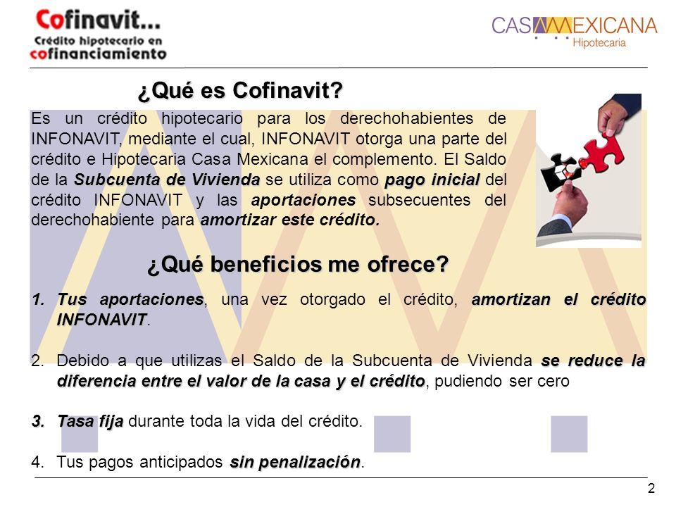 2 ¿Qué es Cofinavit.