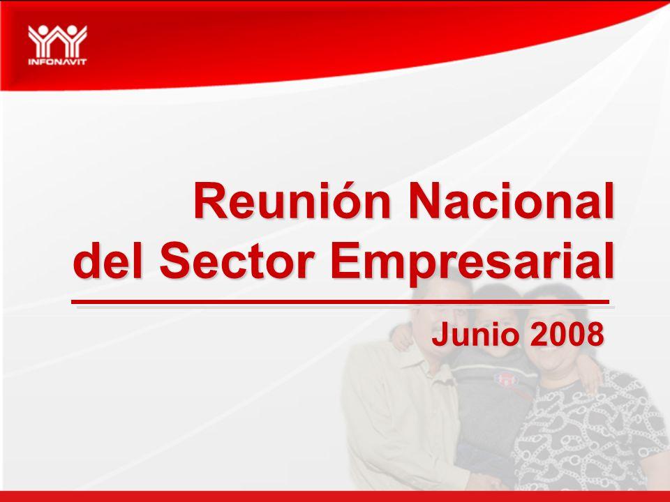 Reunión Nacional del Sector Empresarial Junio 2008