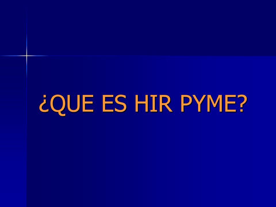 HIR PYME es una Sociedad Financiera de Objeto Limitado (SOFOL), 100% mexicana, aprobada por la Secretaria de Hacienda y Crédito Público (SHCP) y regulada por la Comisión Nacional Bancaria y de Valores (CNBV), especializada en apoyar a pequeños y medianos empresarios a través de créditos que se adaptan a sus necesidades.