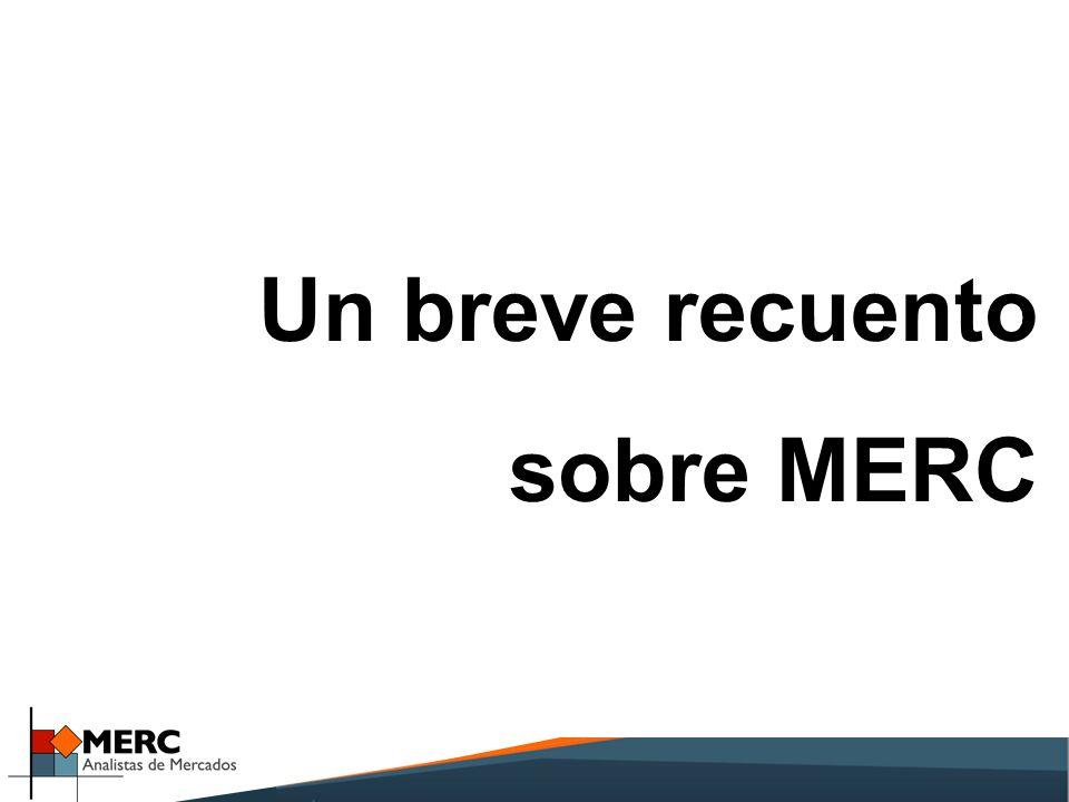Un breve recuento sobre MERC