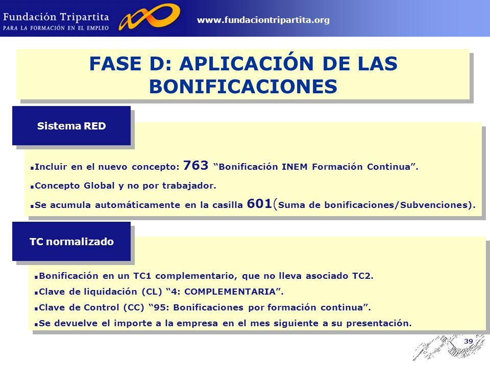 38 www.fundaciontripartita.org El límite es el crédito anual.