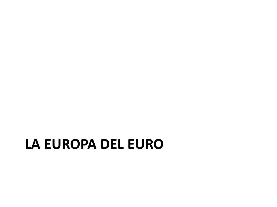 LA EUROPA DEL EURO