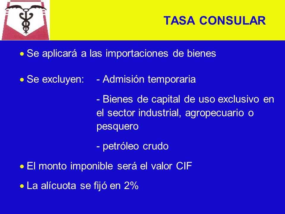 Las comisiones obtenidas por las Administradoras de Ahorro Previsional (AFAPS) quedan gravadas por el Impuesto a las Comisiones (art.