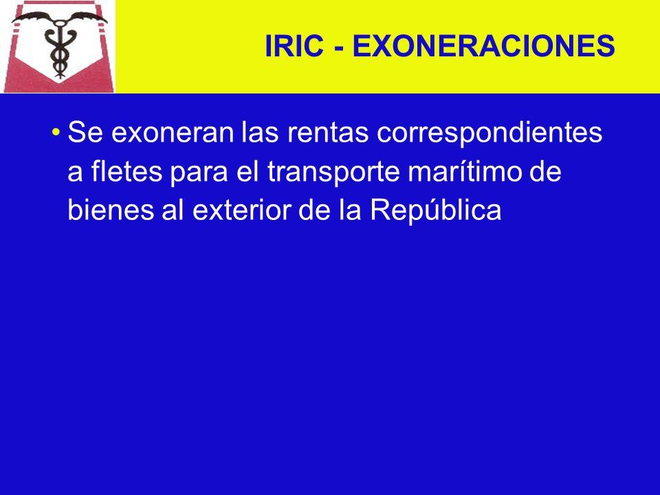 IRIC - IMIR Para ejercicios finalizados hasta el 30 de noviembre, el tope del lit e) es de $338.000 Para ejercicios finalizados a posteriori, el tope del lit e) es de $ 351.000