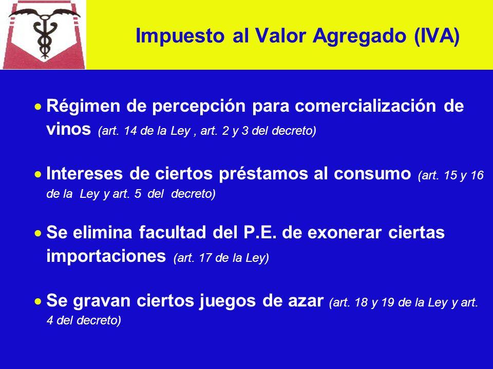 Aspecto objetivo (art.23 de la Ley y art.
