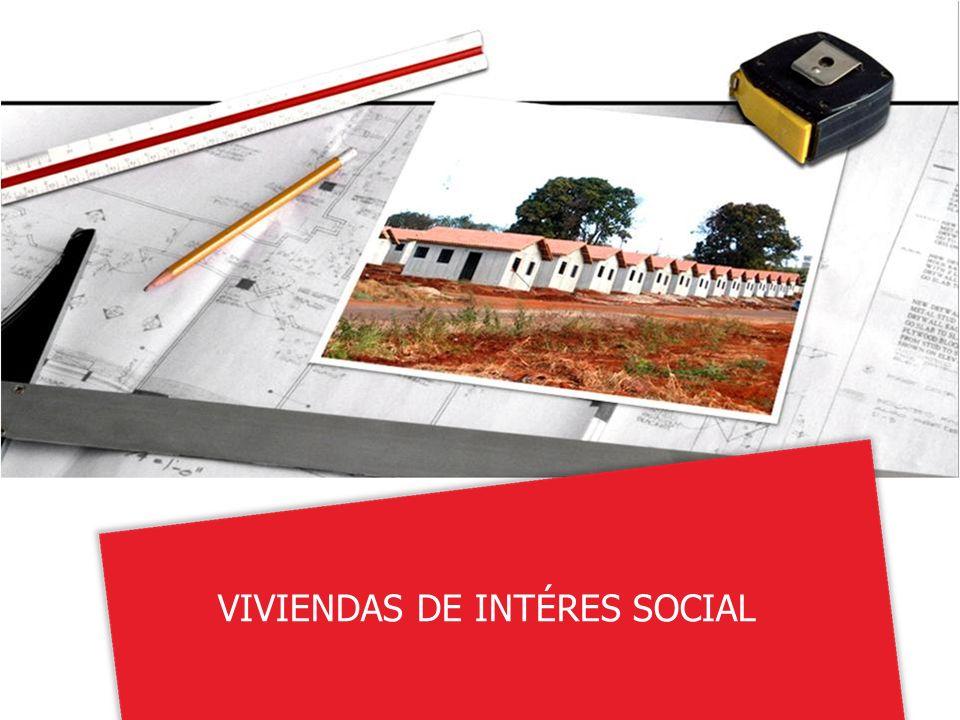 VIVIENDAS DE INTÉRES SOCIAL