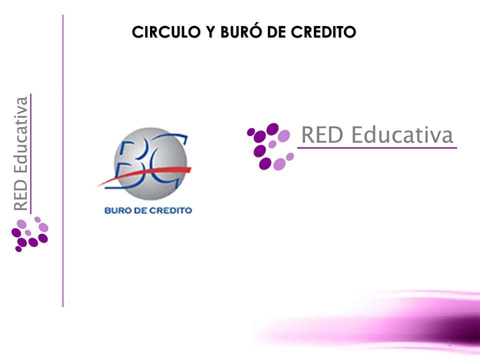 1 CIRCULO Y BURÓ DE CREDITO