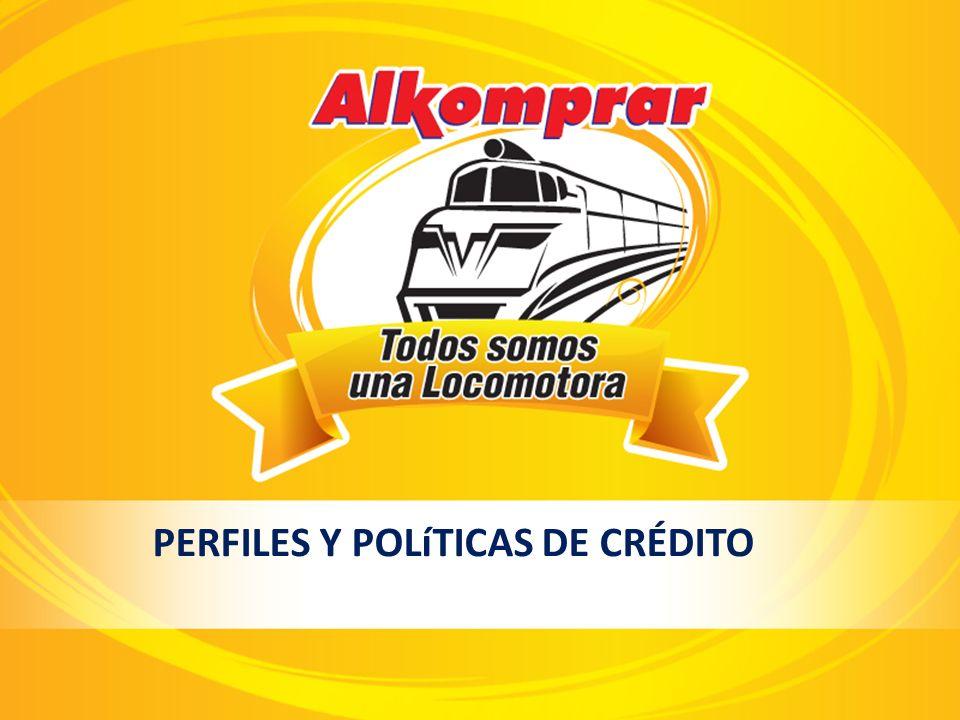 PERFILES Y POLíTICAS DE CRÉDITO
